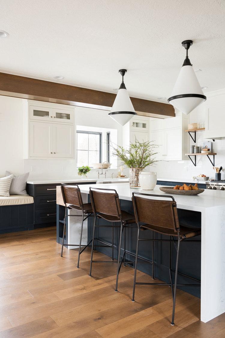 Northridge Remodel The Kitchen Dining Nook Studio Mcgee Kitchen Decor Trends Dining Nook Dining Design