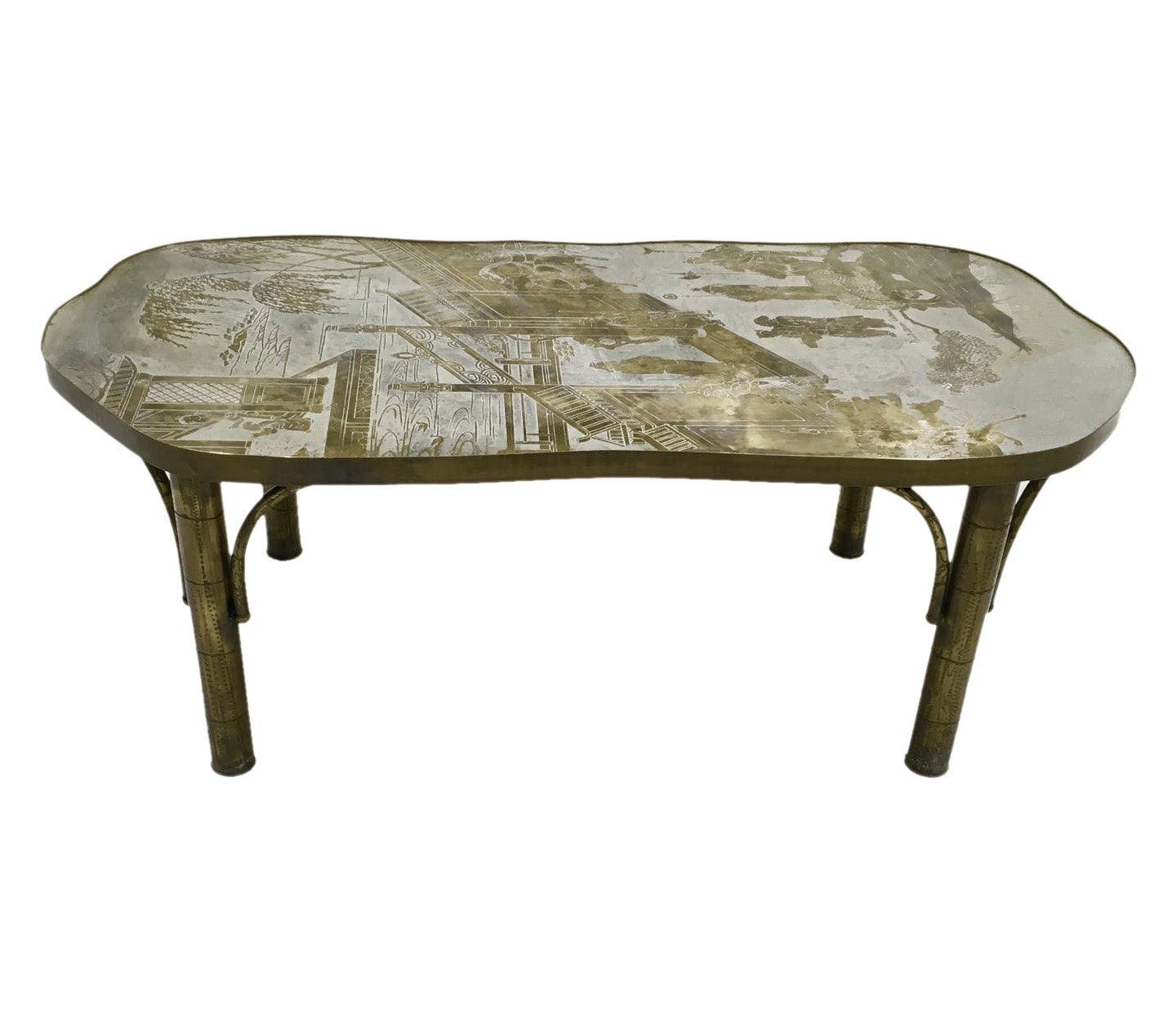 Philip Laverne Coffee Table.Philip And Kelvin Laverne Coffee Table By David E Adler Fine Rugs