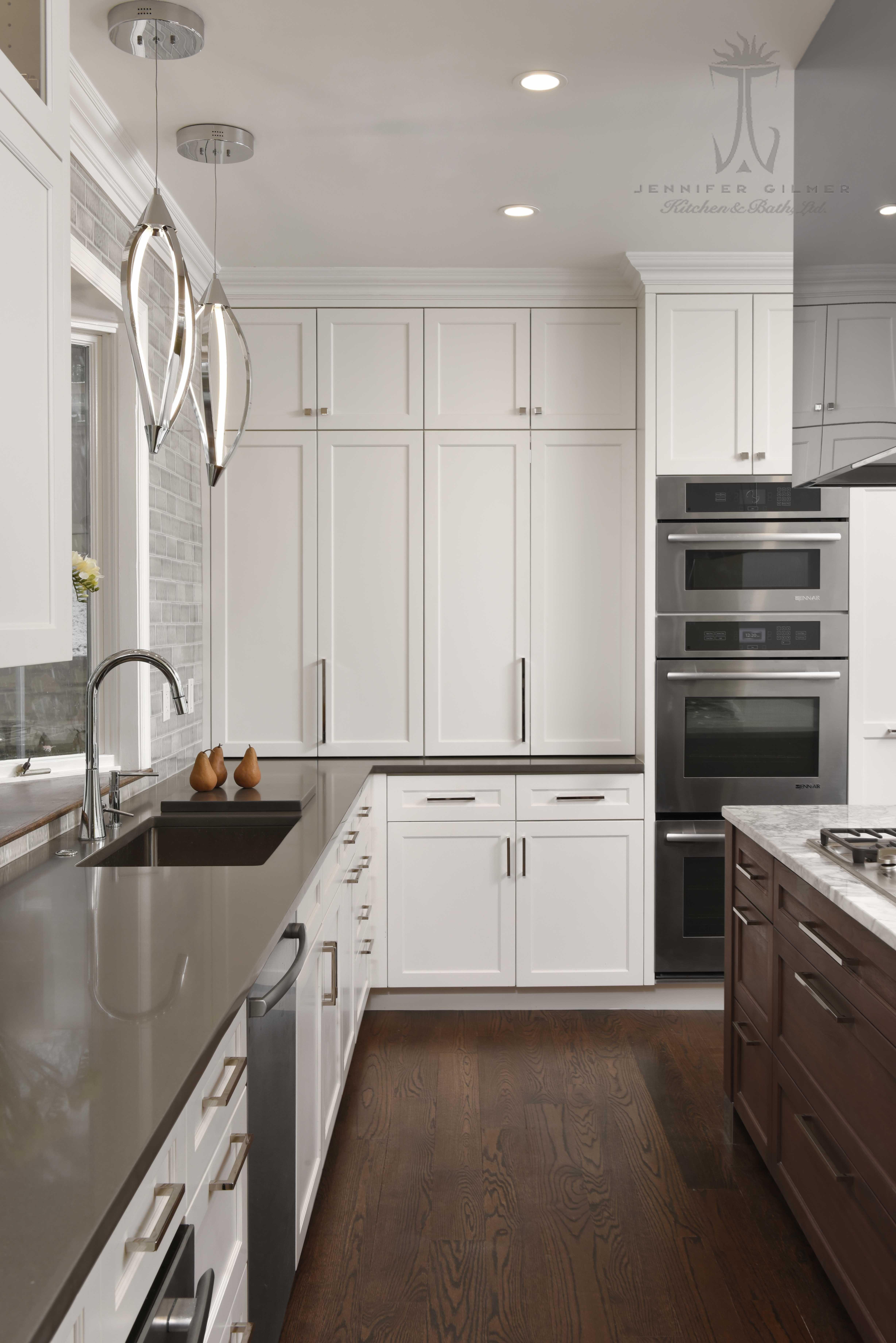 Kitchen Design By #PaulBentham4JenniferGilmer In Bethesda, Maryland  Features Top Knobs M1825 Square Bar Pulls Part 38