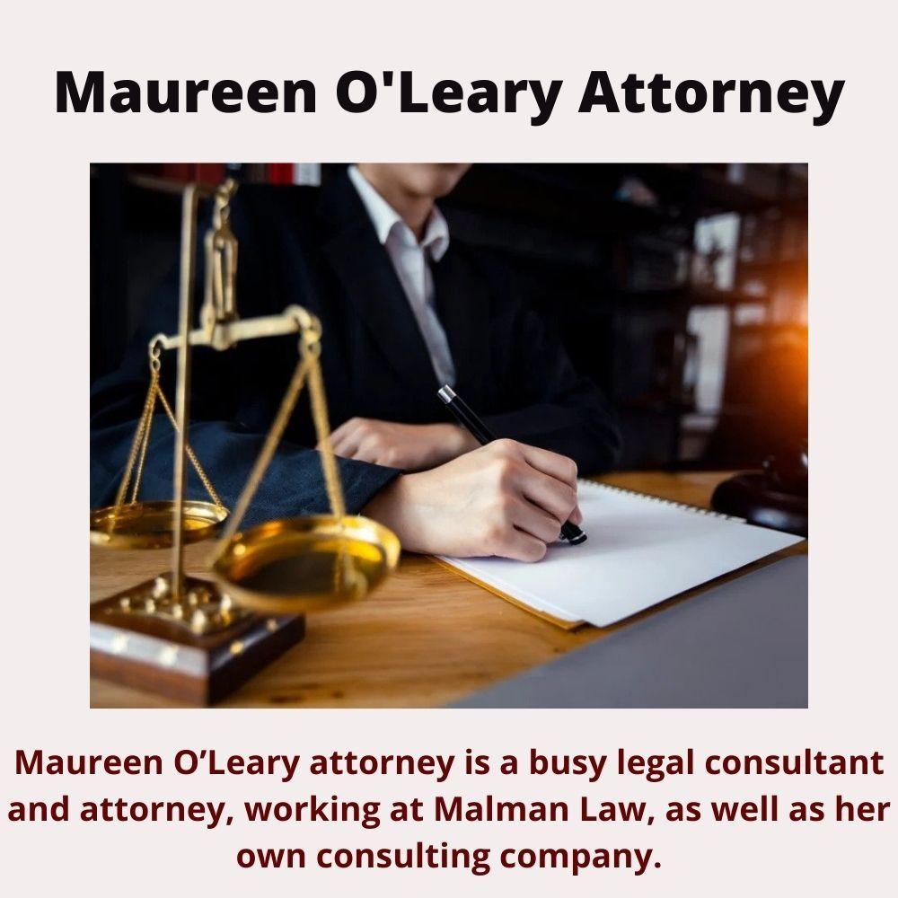 Maureen O Leary Attorney Maureenolearyattorney Profile Pinterest