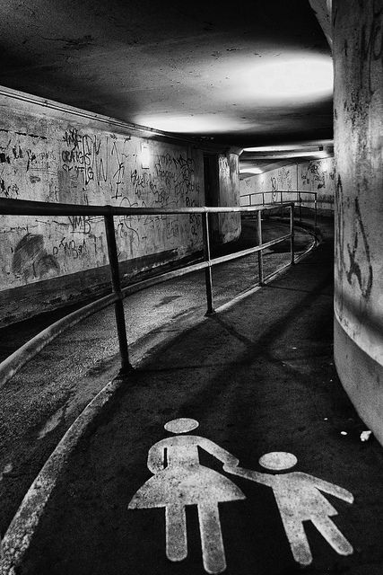 Glasgow, Tunnel under the River Clyde. | by Neo7Geo