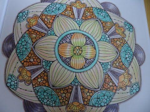 Cores Criativas Mandalas - Valentina Harper