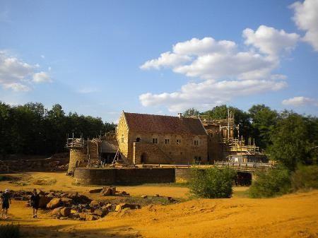 Château de Guédelon - A Medieval Castle Under Construction