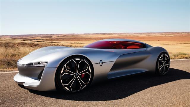 Renault Trezor - Concept