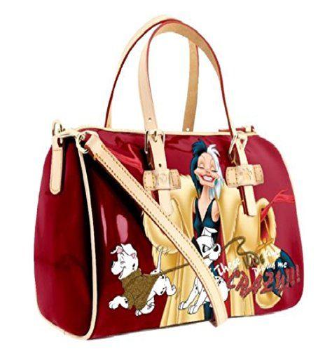 Disney 101 Dalmatians Cruella Handbag