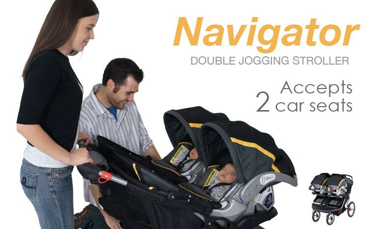 BabyTrend.COM - Joggers - Double | Products We Like! | Pinterest ...