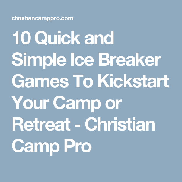 Spice Up Your Party with These Icebreaker Games | Playworks |Easy Adult Ice Breaker Games