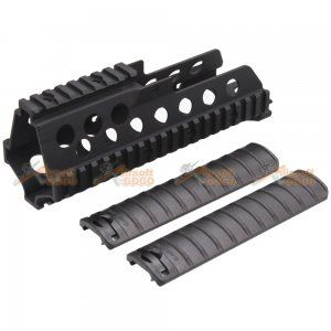 Classic Army G36C Rail System for Marui, CA, JG | Airsoft