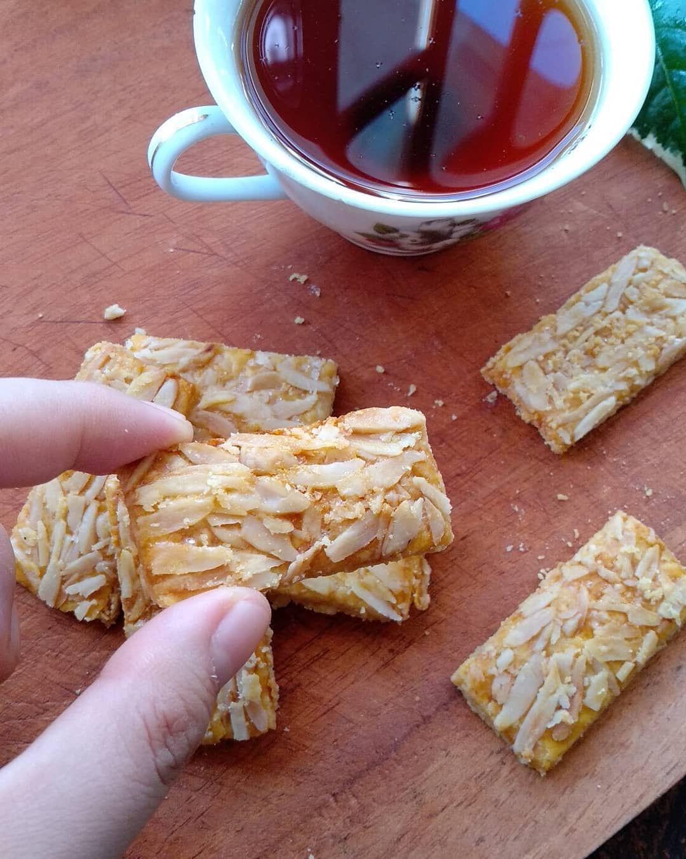 Jan Hagel Cookies Resep Makanan Resep Makanan
