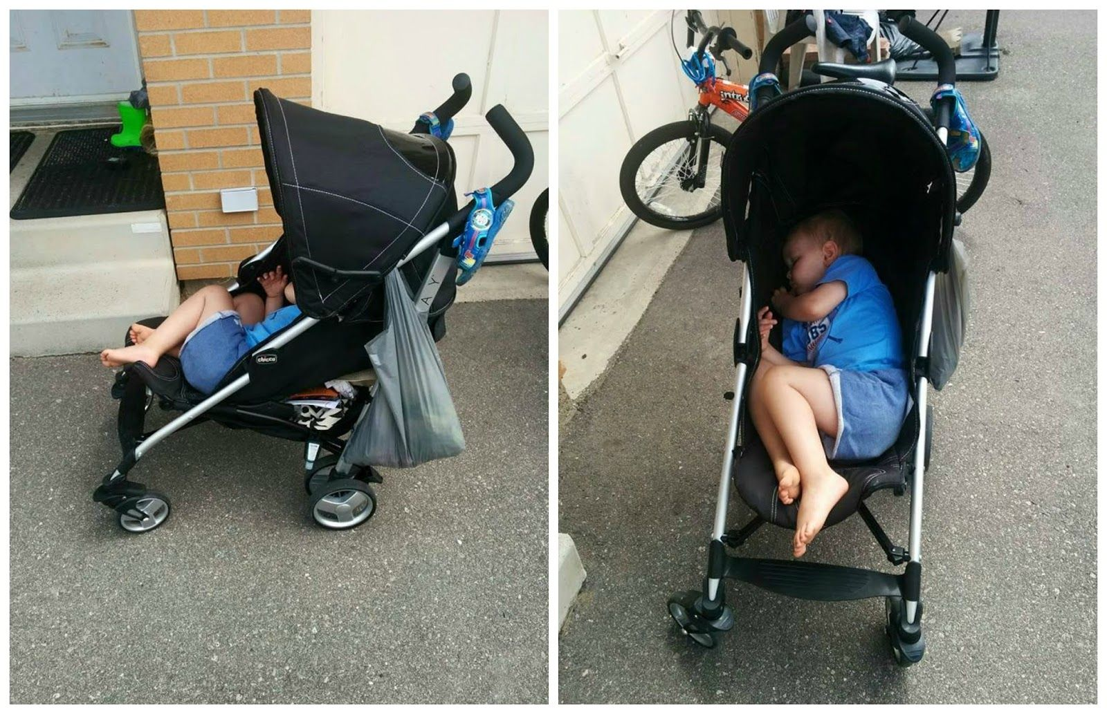 The Chicco Liteway Great Lightweight Stroller