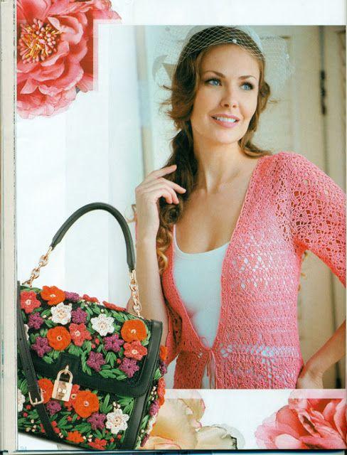 Irish crochet &: COAT, ПАЛЬТО,