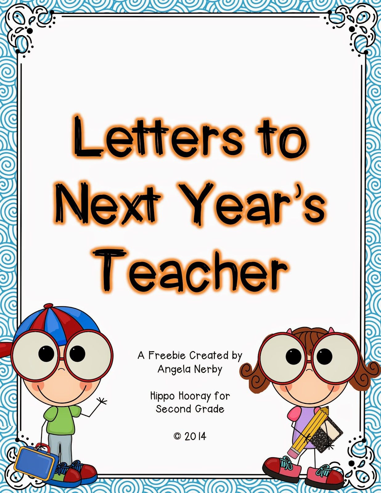 Keep Calm Letters To Next YearS Teacher  Teacher Teaching