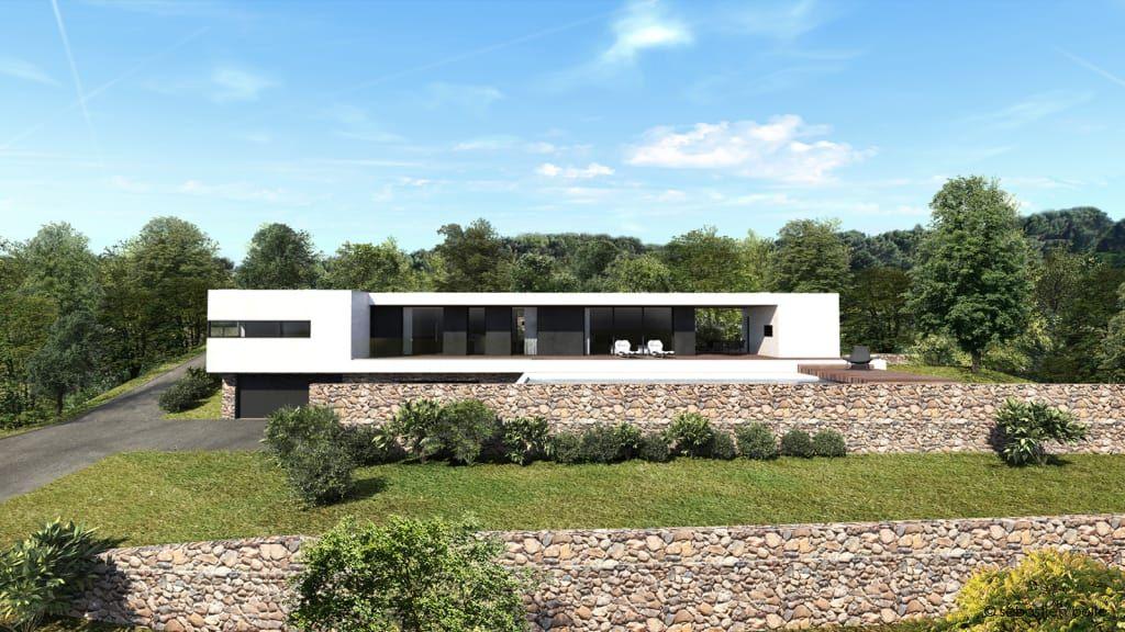Droomhuis La House : Huizen door arrivetz belle designor house house design