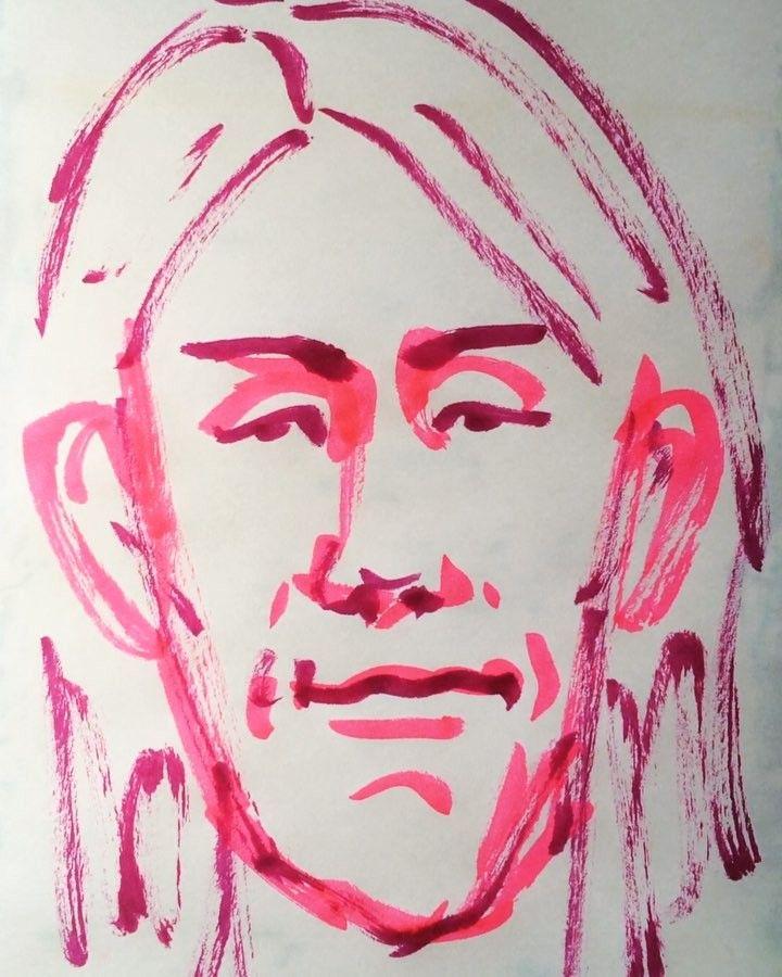 いいね!22件、コメント7件 ― @1mindrawのInstagramアカウント: 「#1mindraw #一分描画 #yoshidasaori #吉田沙保里 #athlete #アスリート #wrestling #レスリング #goldmedalist #金メダリスト…」