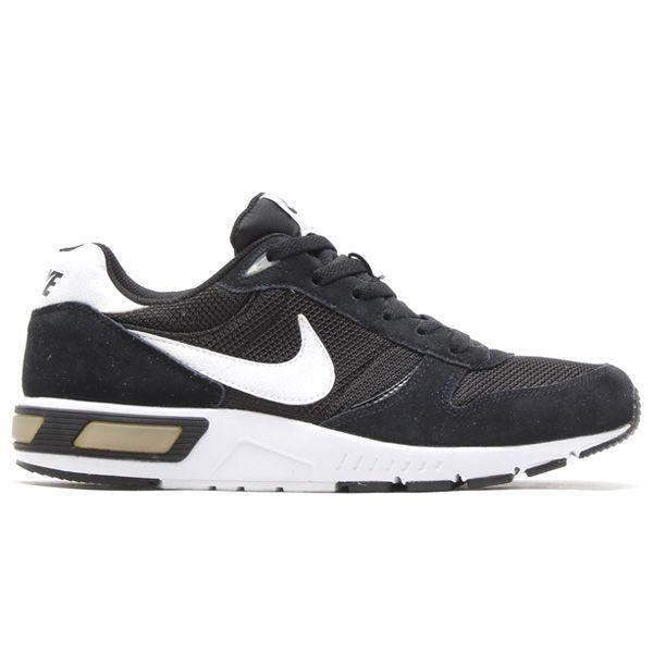 NIKE NIGHT GAZER BLACK/WHITE - Mens ShoesNIKE RUNNINGRETRO RUNNING -  |Sports Lab by