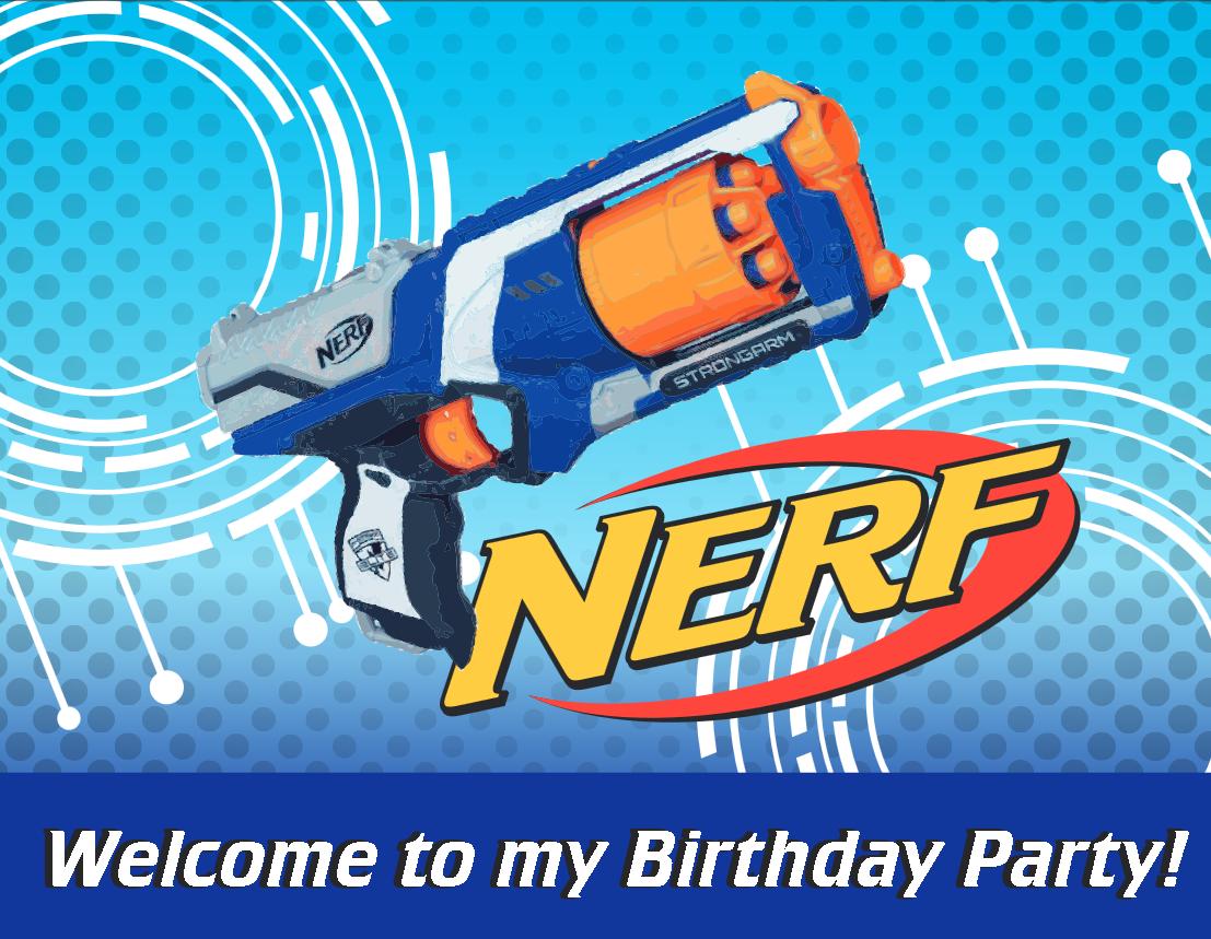 Ian's partijtje Verjaardagsuitnodiging