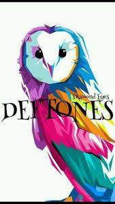 Resultado de imagen para deftones inspiration owl