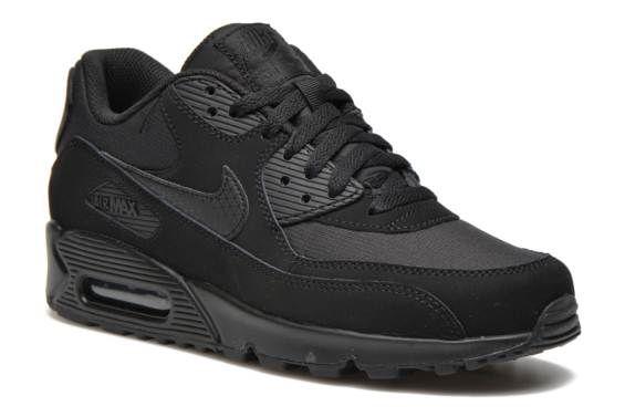 7cb2beded83 Nike Nike Air Max 90 Essential Zwart - Sneakers bij Sarenza.nl (230558)