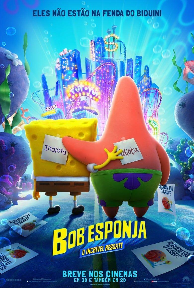 The Spongebob Movie Sponge On The Run Elozetes Hungary Magyarul Teljes Thespongebobmovie Spongeonther Spongebob Full Movies Online Free Free Movies Online