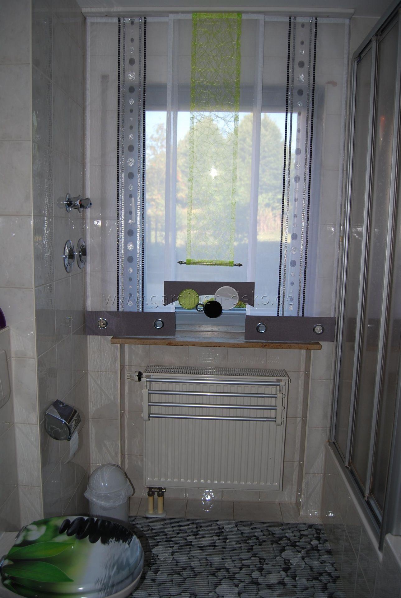 Moderner Schiebevorhang Furs Bad Mit Osen Und Kreiselementen Http Www Gardinen Deko De Moderner Schi Modernes Badezimmer Badezimmer Badezimmer Aufbewahrung