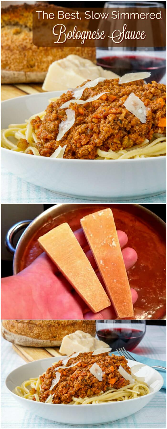 Best Bolognese Sauce #bolognesesauce