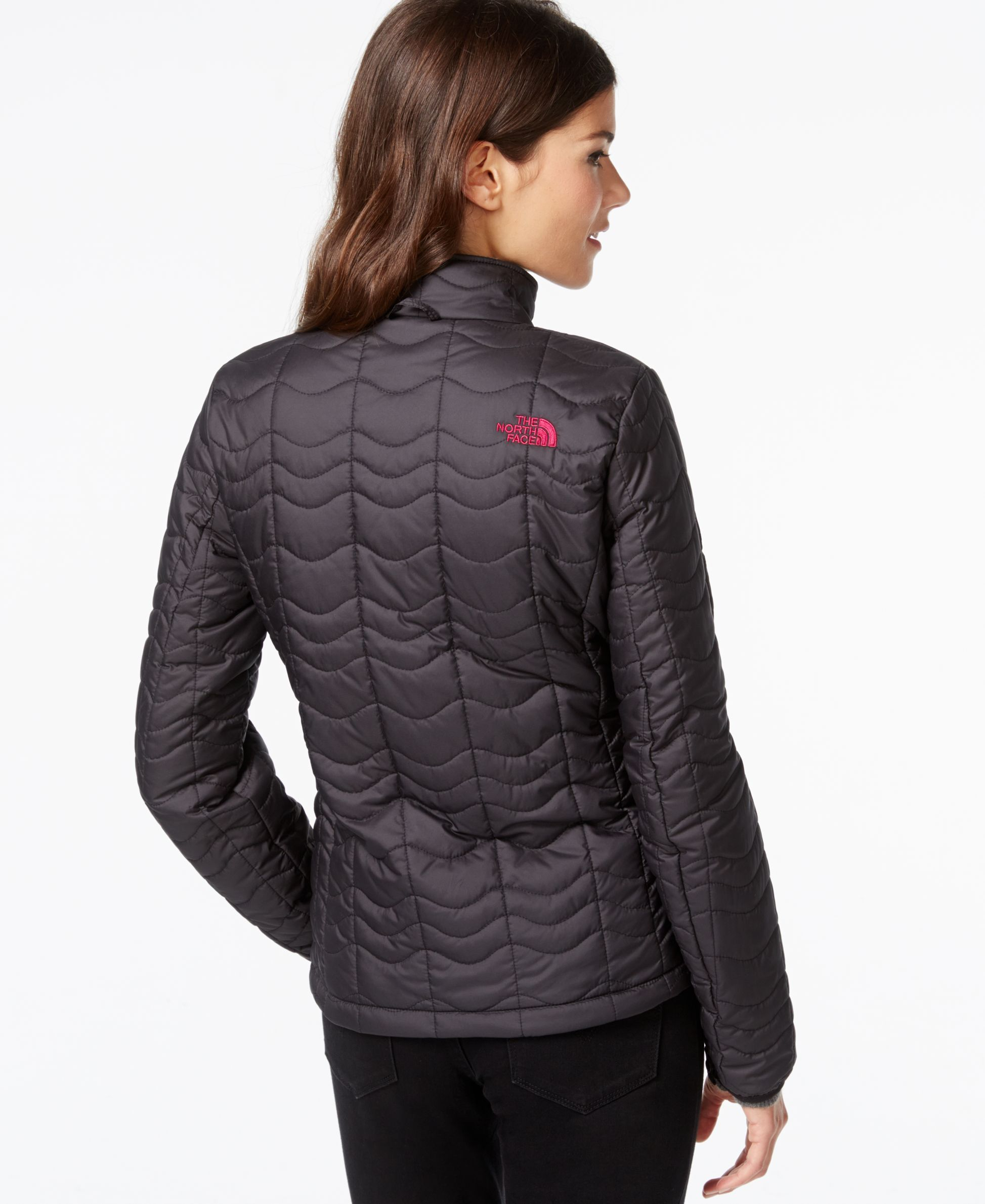 The North Face Insulated Bombay Jacket The North Face Women Macy S Blazer Jackets For Women North Face Women Jackets [ 2378 x 1947 Pixel ]