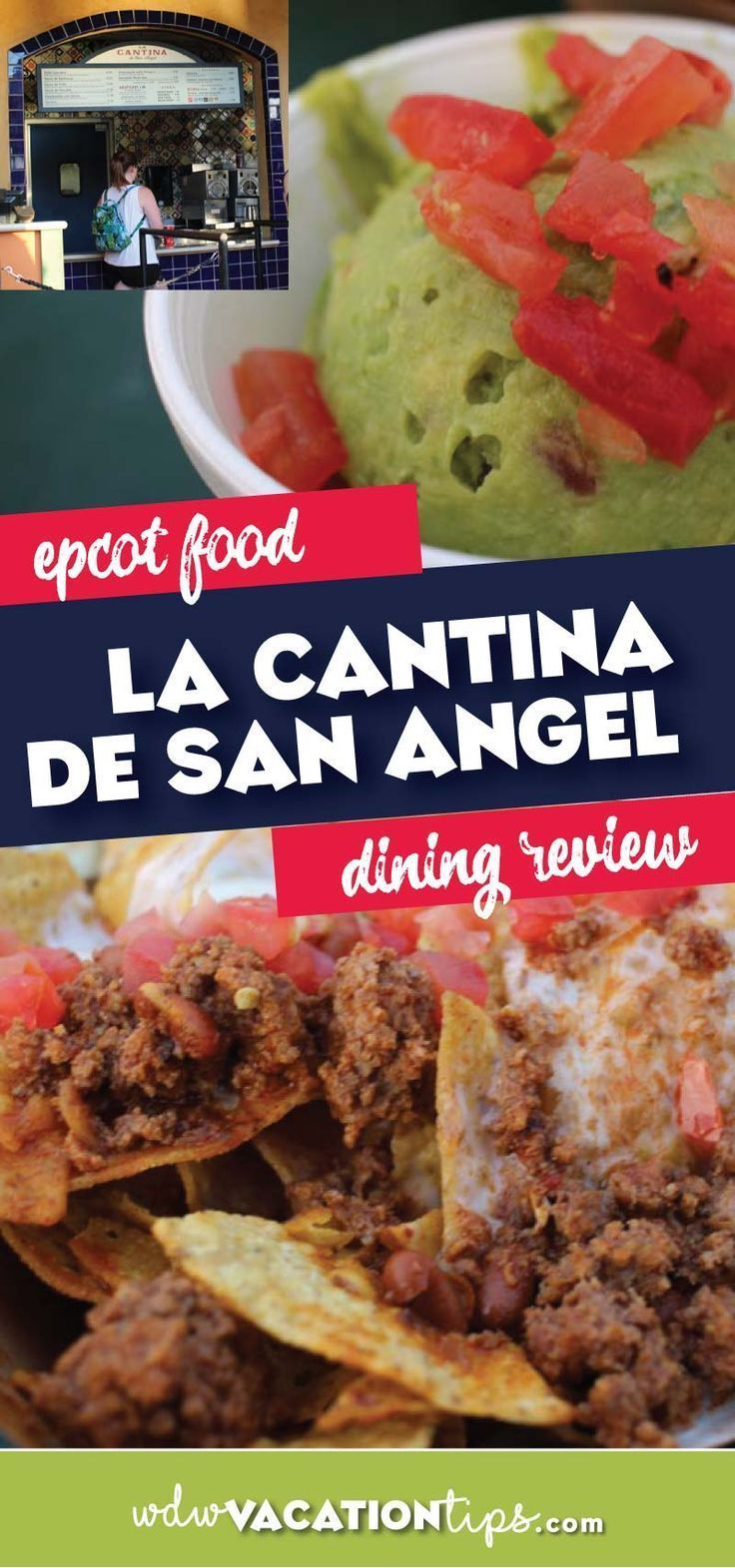 La Cantina de San Angel Dining Review • WDW Vacation Tips