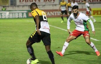 Com gol no fim, Boa cede empate ao Criciúma e mantém série de Petkovic