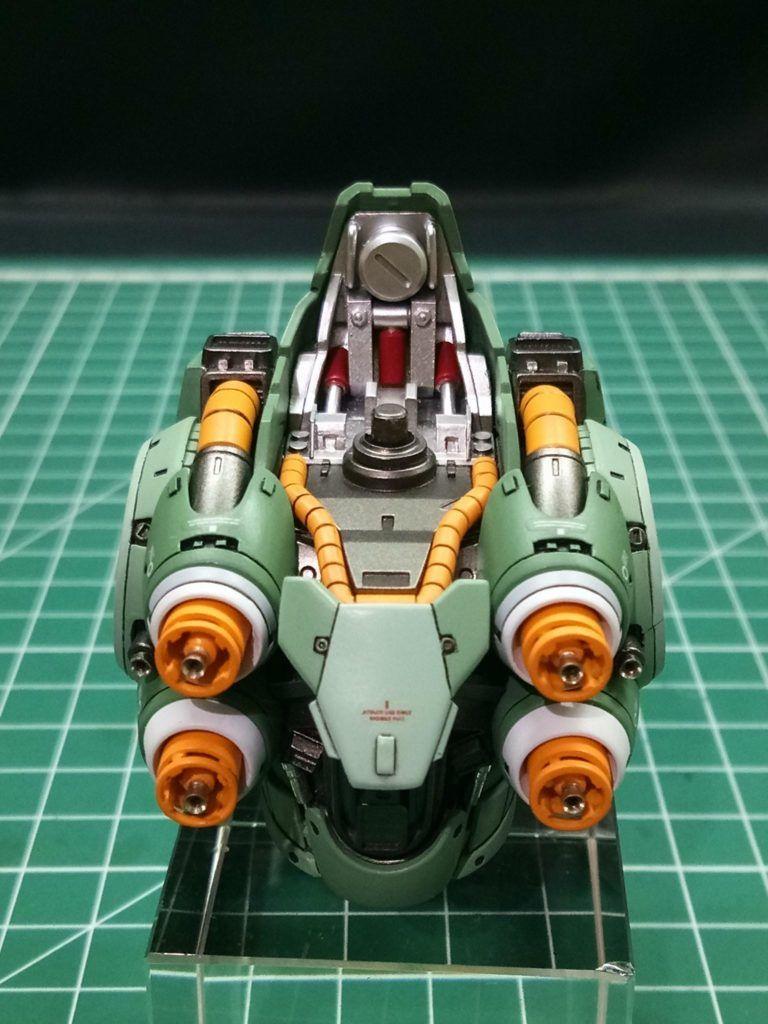 HG 1/144 NZ666 KSHATRIYA Custom build by LOW