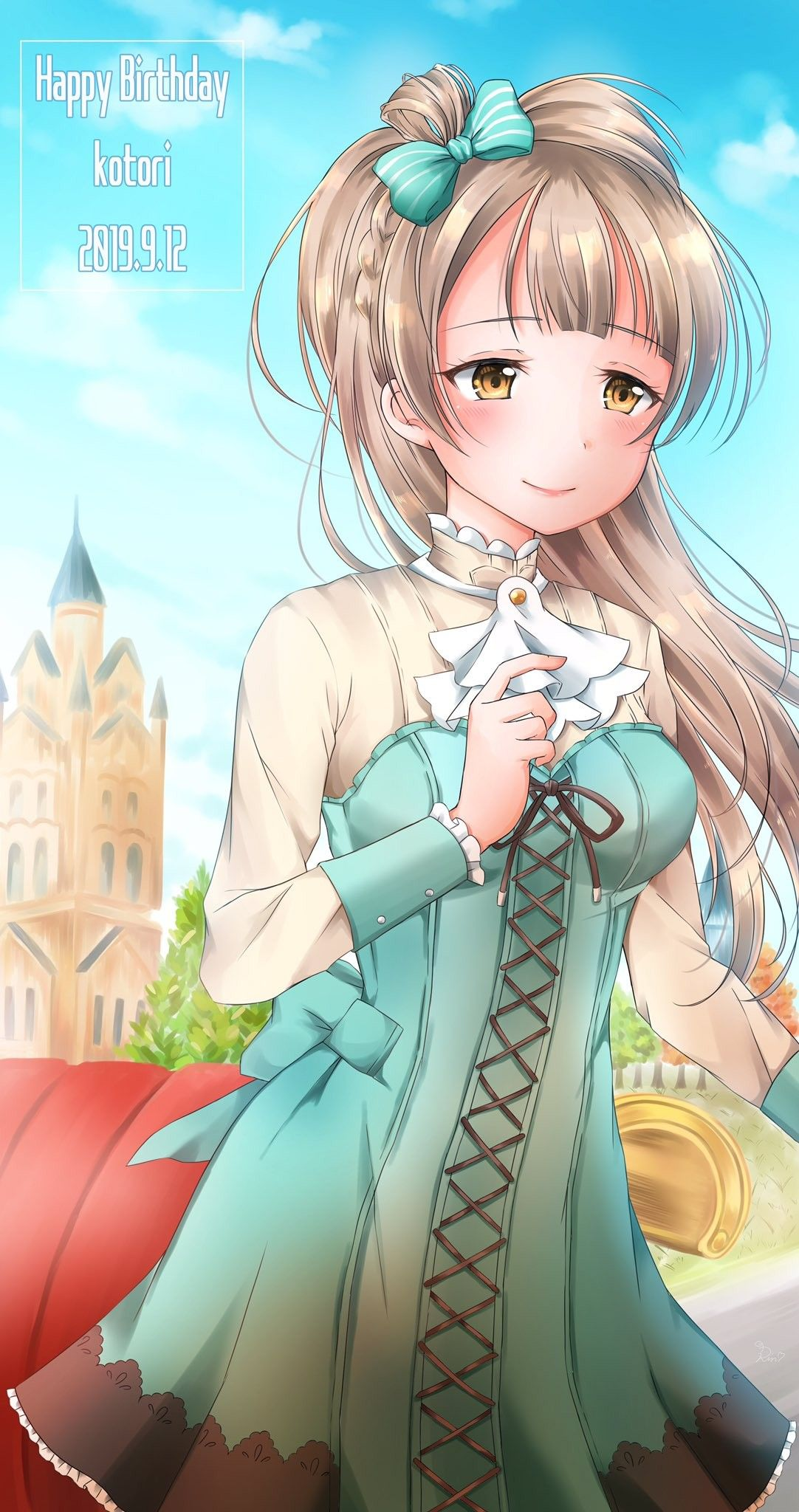 Idea by Kotori You 南文曜 on Lovelive! School Idol Project μ