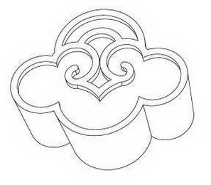 Trademark Status Document Retrieval Stylized Three Dimensional Half Circle