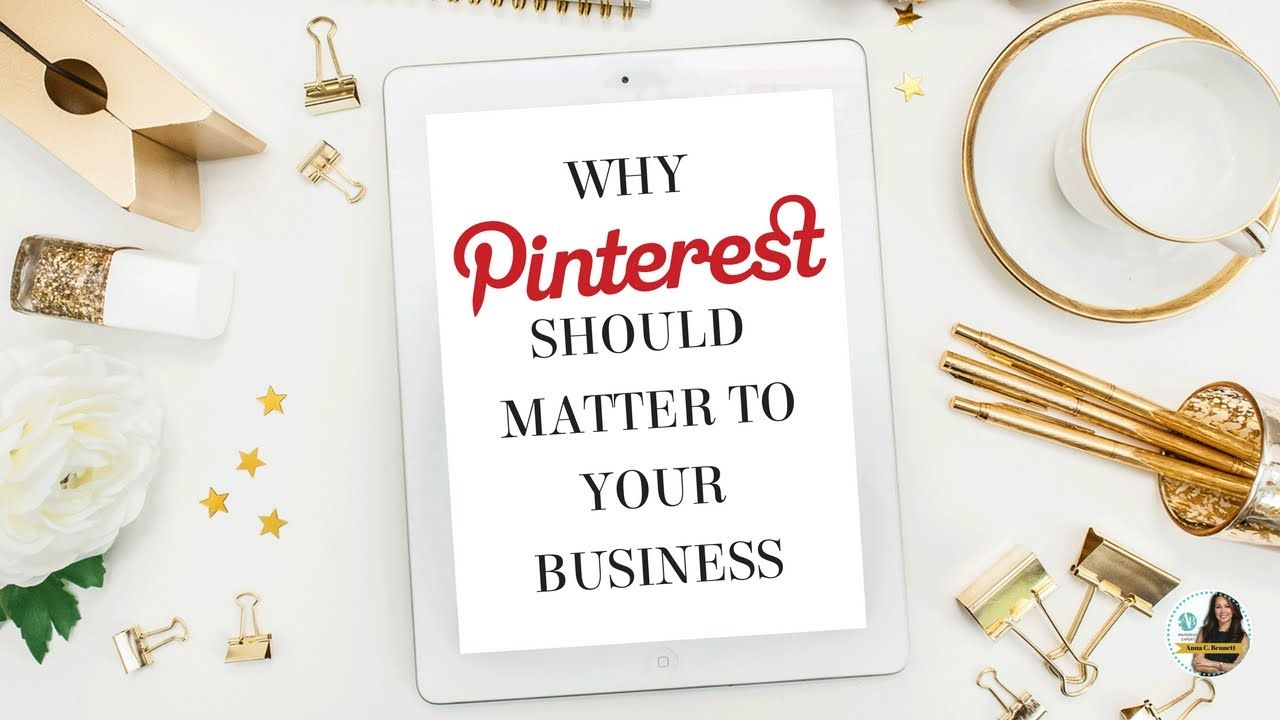 Why Pinterest Should Matter to Your Business Video Tutorial | YouTube| If you continue to ignore Pinterest then you're not you are definitely losing out on website traffic & SALES, market intelligence, brand awareness, and you are allowing your competition get ahead of you. Get free video tutorials from Pinterest expert Anna Bennett at http://www.whiteglovesocialmedia.com/pinterest-marketing-for-business/ | Pinterest Expert