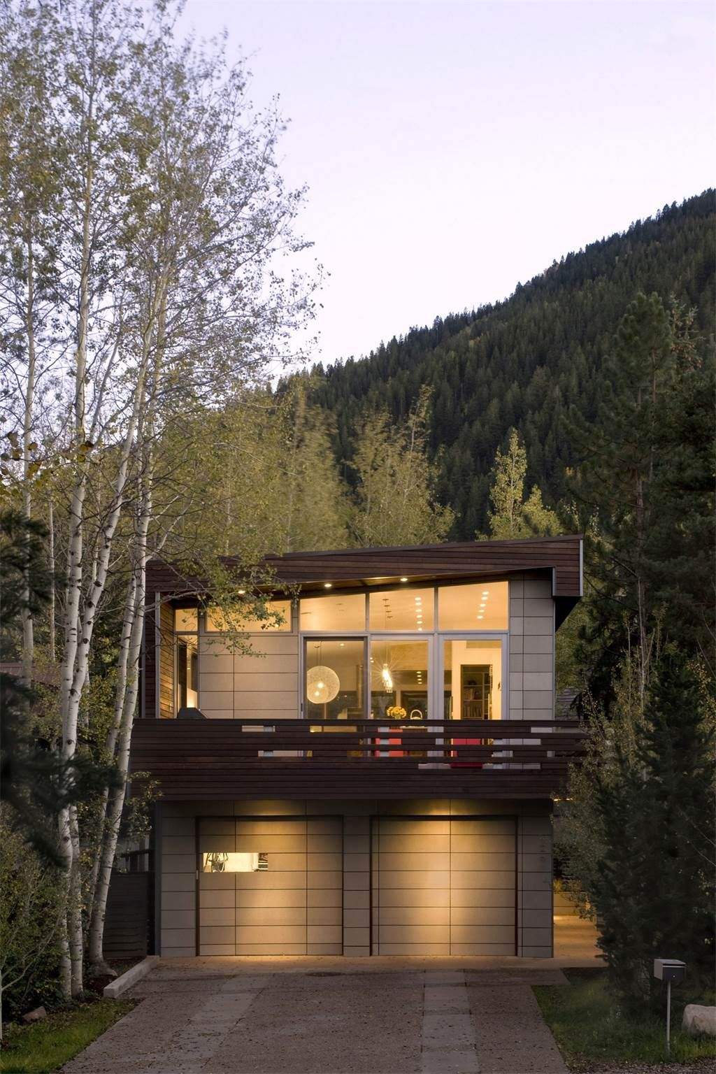 Property Of Enticing Contemporary in East Aspen