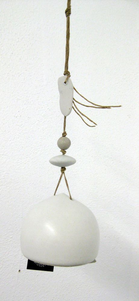Image of CERAMIC BELL (SMOOTH)