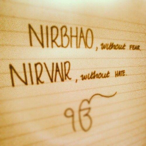 Pin by Maninder Singh on tattoo | Gurbani quotes, Punjabi