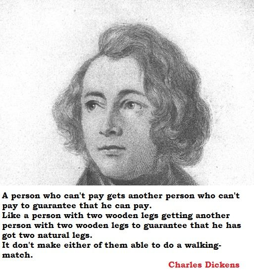 Famous Quotes With A Twist: Charles Dickens Quotes- Little Dorrit
