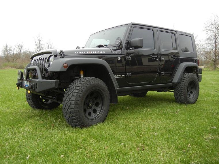 pro comp 7069 17x9 on jeep jk Google Search Jeep jk