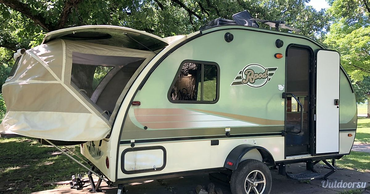 2015 Forest River RPod Trailer Rental in River Forest, IL