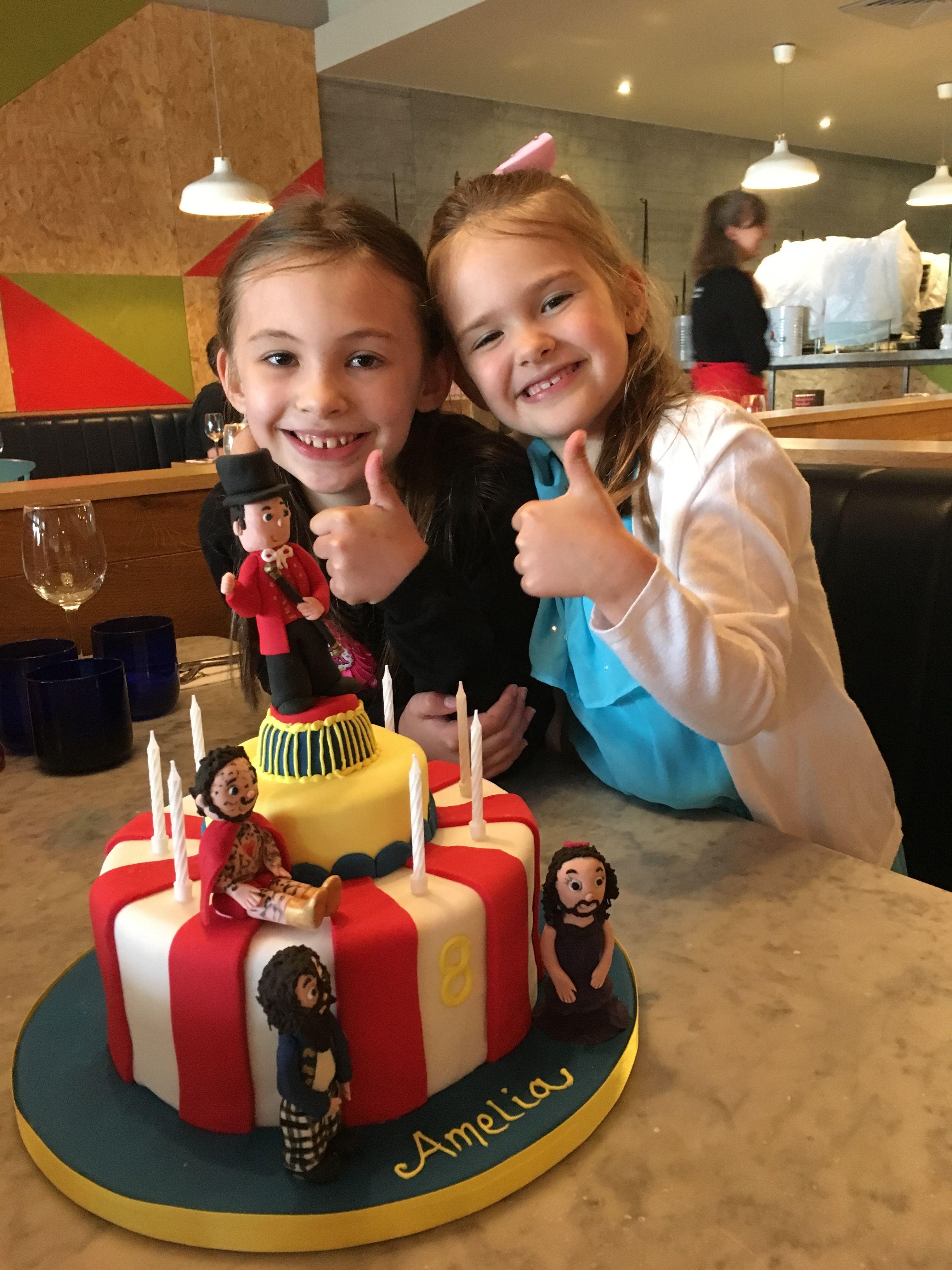 Greatest Showman Cake Cake Ideas For My Girls Cake