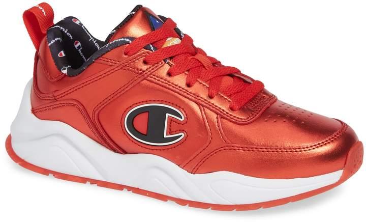 31395579f33 Champion 93 Eighteen Metallic Sneaker