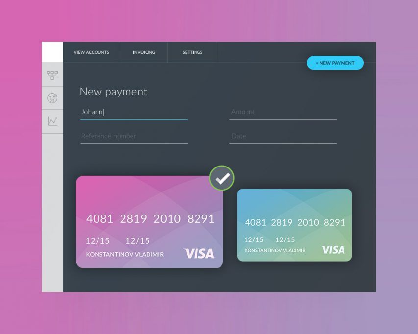 Payment Form Template Pleasing Payment Form Ui Template Free  User Interfaces  Pinterest .