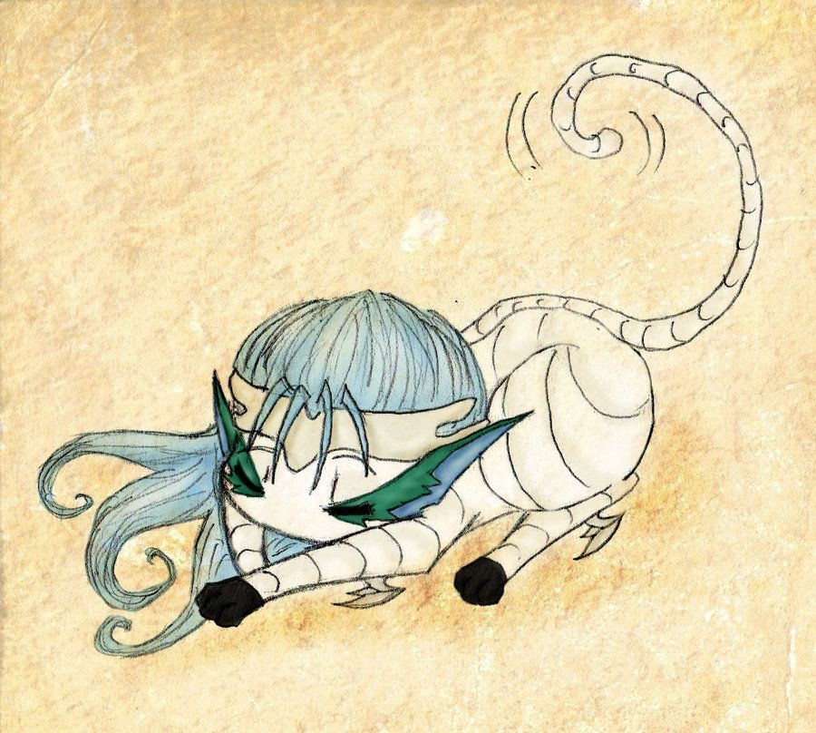 +grimmjow kitty+ by Mysiorek.deviantart.com on @DeviantArt