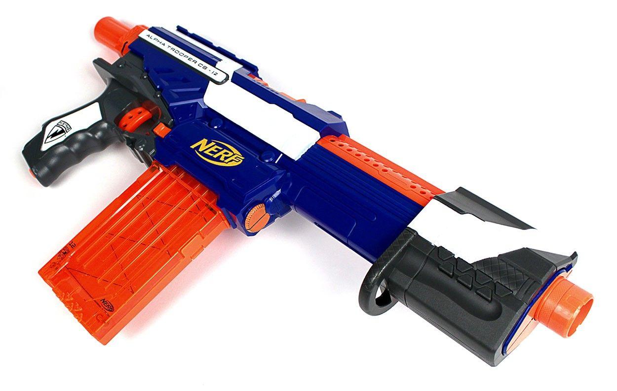 Nerf Elite Surgefire - Toy Gun