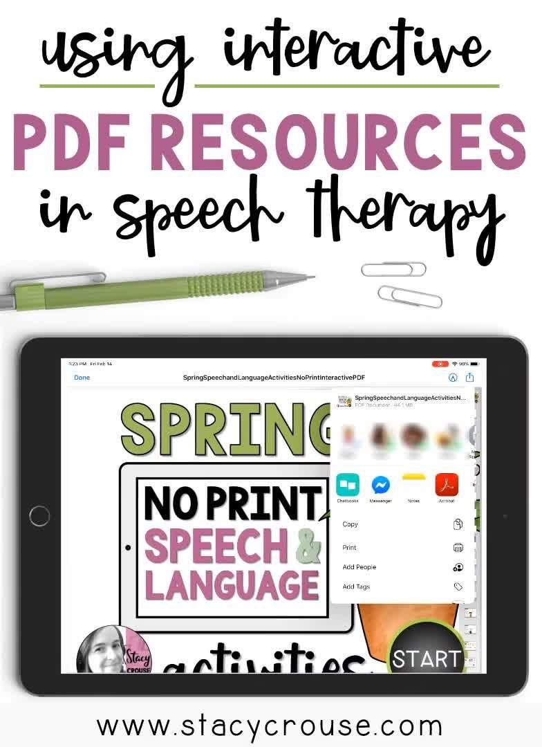 Pin On Ipad Speech Therapy Resources