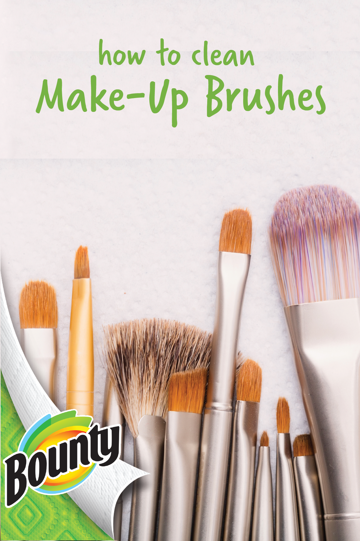 Freshen up your beauty routine with this easy makeup brush