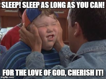 Funny Memes For The Sleep Deprived Parent