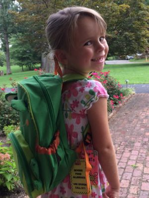 The First Year at School: Advice from a Food Allergy Mom