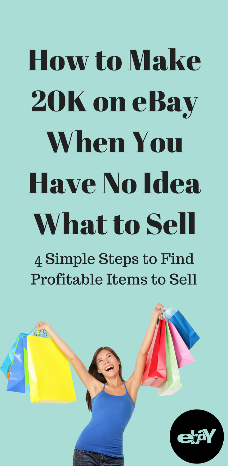 How to find profitable inventory to sell on eBay. Re-selling with retail arbitrage.