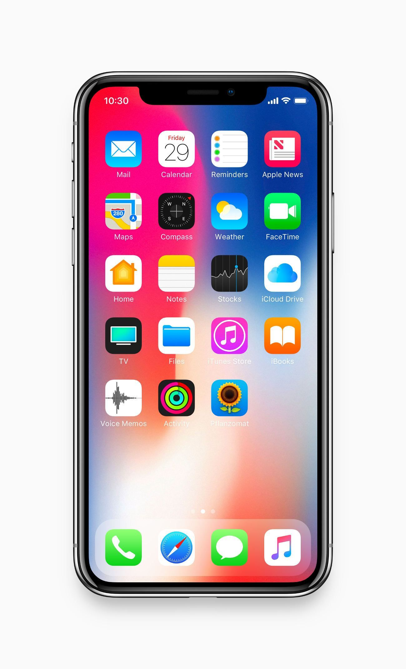 Iphone X Mockup Fit 2436 X 1125 Pixel Resolution Omahpsd Tempered Glass Screen Protector Glass Screen Protector Screen Repair