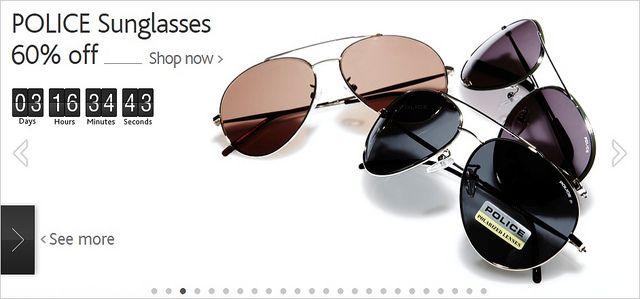 [ POLICE Sunglasses ]  냉철한 지성과 모던함을 어필하는 다양한 컬렉션을 펼친 POLICE Sunglasses 입니다.      바로가기 ▶ http://clubvenit.com/deal/1108